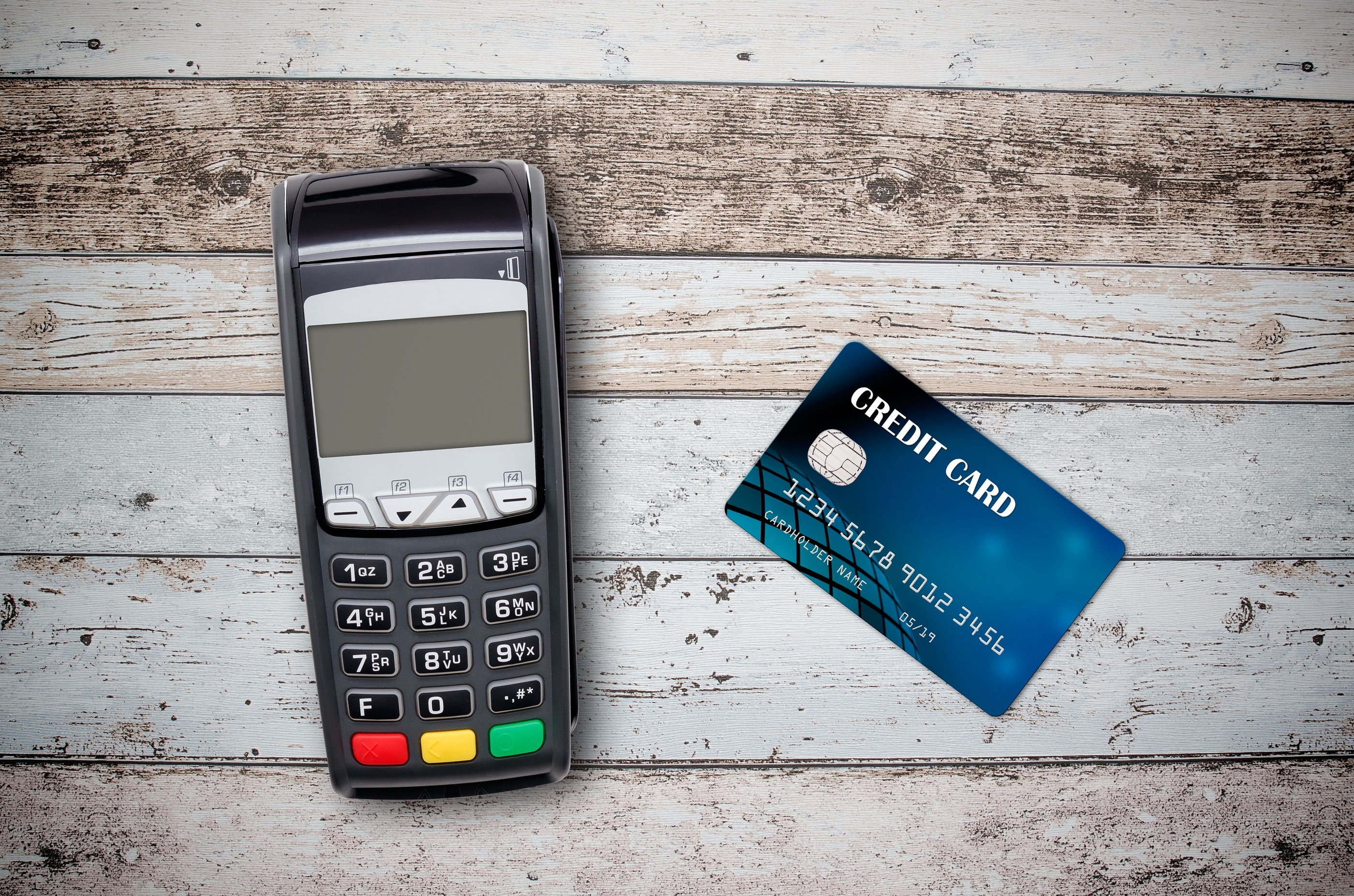 Guide to Credit Card Processing