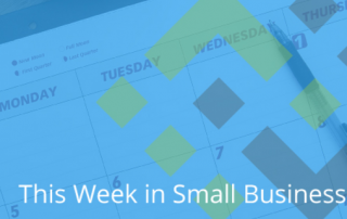 This Week in Small Business